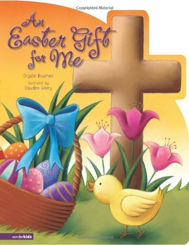 Religious easter gifts easter ideas an easter gift for me religious easter books negle Choice Image